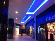 intégration LED