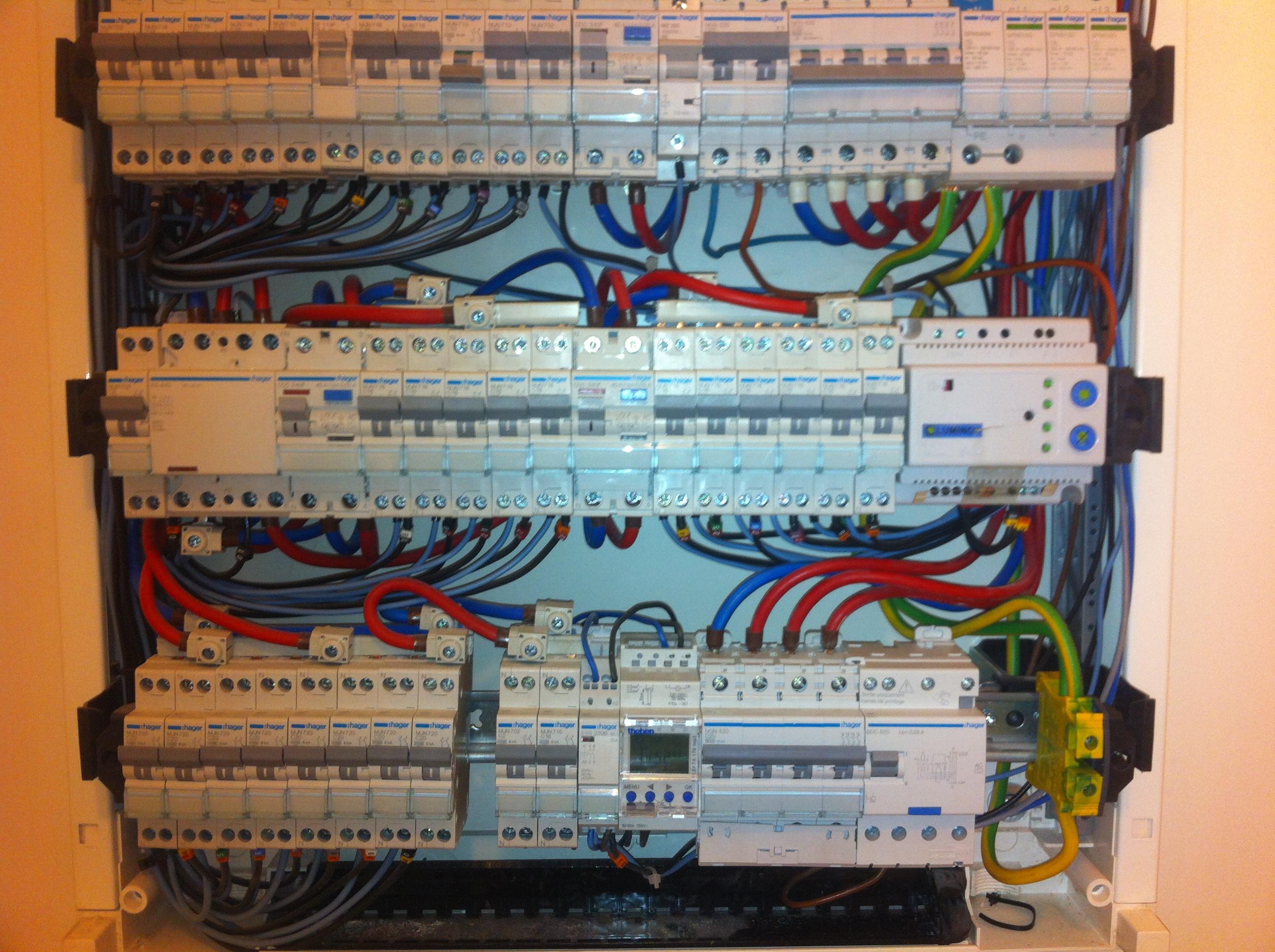 Mise aux normes boutique aid 39 elec - Mise aux normes tableau electrique ...