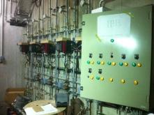 armoire de régulation CVC Siemens