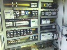 armoire électrique régulation chaufferie