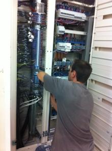 Armoire distribution électrique Datacenter différentiel SI